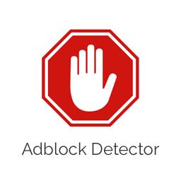 Adblock detect