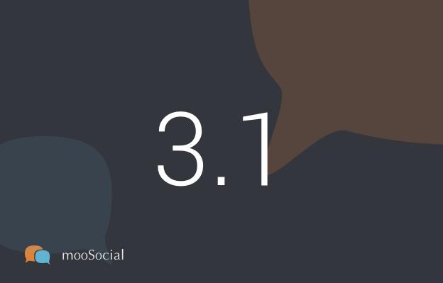 Moosocial 3.1